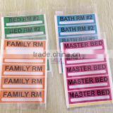 Adhesive Sticker Type and Household Packing Use Recycled Paper Permanent Home Moving Labels