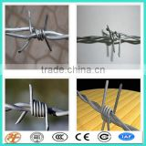 factory directly wholesale protective galvanized barbed wire brackets rolls