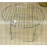 stainless steel microwave inner oven wire racks/stainless steel microwave oven wire shelf