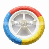 12'' kid baby solid foam walker balance bike wheel
