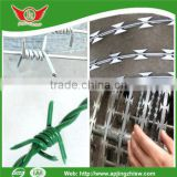 sercurity fence Barbed Wire exported to Turkey and Kenya