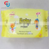 Comfortable Baby Wipes Skin Care Baby Wipes With Aloe And Vitamin E