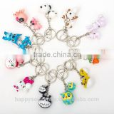 Wholesale hot sell Japanese cute keychain