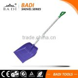 long handle plastic snow shovel head