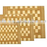 Bamboo Cutting Board Set #2222