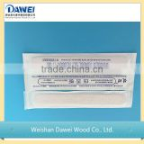 disposable wood tongue depressor Sterile