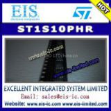 ST1S10PHR - STMicroelectronics - 3 A, 900 kHz, monolithic synchronous step-down regulator