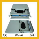 12, 24, 48, 96 Cores Port Fiber Optical ODF/Patch Panel/Termination Box/Distribution Box