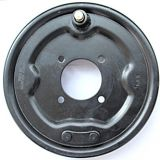 Drum brake,diameter of 220mm,high intensity and plasticity steel
