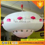 2017 inflatable UFO/inflatable flying saucer with blower