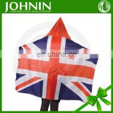 OEM designs direct supply by factory national flag body cape