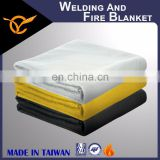Fire Stop Carbon Fiber Cloth Welding And Fire Blanket