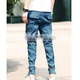 2015 hot sale men's pants fashion drop crotch harem pants words printed outdoors sports