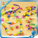 DIY Bracelets Necklace Early Childhood Educational Toys
