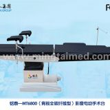 Mingtai 6800 high grade carbon fiber electro surgery table
