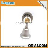 Personalized top quality gift souvenir JERUSALEM metal bell
