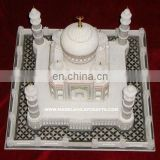 High Quality White Marble Taj Mahal Replica