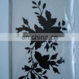 Black Plant Wall Sticker