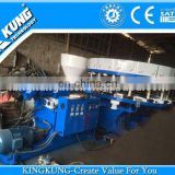 Hot sale used PVC dip shoes making machine