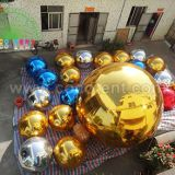 Wholesale price inflatable colorful decoration mirror balloon