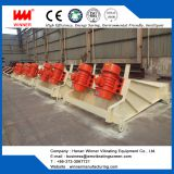 Motor vibrating feeder for crushing production line
