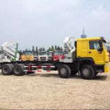 High quality Sinotruk 20ft container side lifter truck for sale