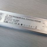 120W 12V 24V Triac LED Dimmable CV Driver with CE CB RCM SAA Approval