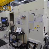 Used MORI SEIKI NH8000DCG/5AX twin pallet horizontal machine center