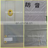 pvc soundproof tarpaulin to Japan