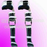 Adjustable knee brace for adult knee fracture with adjustable Angle knee brace