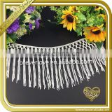 2016 New Arrival silk tassels wholesale for blouse decoration FT-001