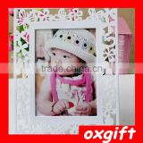 Oxgift Factory direct plastic photo frame 7 inch photo frame swing sets creative wedding photo frame wholesale
