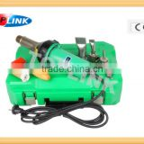 Hot air welding gun Hot sale 20mm and 40mm wide slot nozzle 1600w heat gun/pvc welding gun/repair hot gun/heat shrink gun