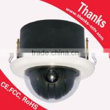 New Design 10X PTZ motion sensor security camera, home security alarm system made in china