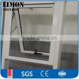 Australian Standard Double Glazed Aluminum Small Awning Window