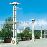 3-12 meter LED decorative landscape lighting for playground, park, scenic spots, modern street light