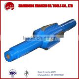 Oilfield drill rig parts Drill string stabilizer, integral straight blade stabilizer