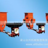 suspension with leaf spring American/Germany/Single-Point(Bogie) type semi trailer/truck 13/16/18 Tons