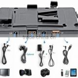 Wondlan Black Magic Design Cinema Camera V-mount BMCC/ 5D2 Battery Power Supply System for DSLR Rig Steadicam Stabilizer