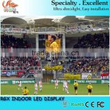 RGX Football stadium perimeter led screen display,scoreboard led display,advertising pannel