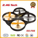 2.4G 4 Channel Quadcopter with Foam body with camera