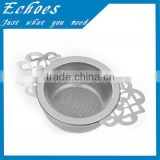 Stainless steel mesh tea strainer ball