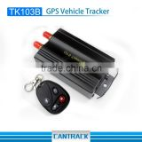 2016 best selling GPS Tracker for Car/Vehicle with door detection and SMS/Calling Alarm TK103B
