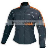 Ladies Motorcycle Cordura Jackets / Motorbike Cordura jackets apparel / Textile Motorcycle Jackets/whitebull/WB-cj-720
