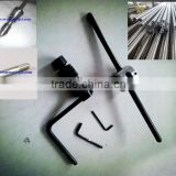 Special tool thread die for water jet cutting machine high pressure tubing
