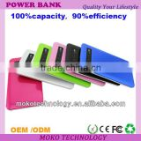 portable mobile power bank for iphone5, 5S, 5C, Samsung