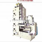 Four-Color Multicolor Automatic Sticker Printing Machine
