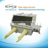 good quality laboratory small stainless vacuum glove box for lab reasearch and lithium ion battery