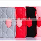 "2013 Newest Lip Design for ipad Mini Luxury Leather Protective Mobile Phone Cases for ipad2/3/4 ""11"""