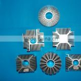 Hot sales LED housing lighting heat sink Aluminum extrusion profiles for Electronic parts